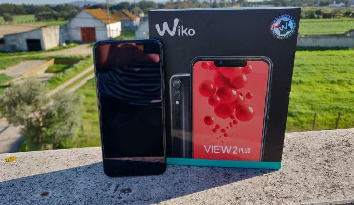 Wiko View2 Plus 2 - Análise Wiko View2 Plus