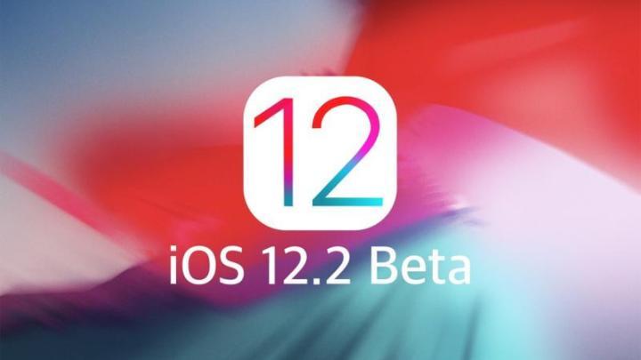 iOS 12.2 beta - Apple lança a 6ª versão beta do iOS 12.2