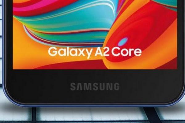 Galaxy A2 Core - Samsung lança o Galaxy A2 Core: o seu novo smartphone Android Go