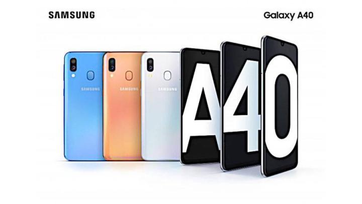 Galaxy A40 - Samsung lança o novo Galaxy A40