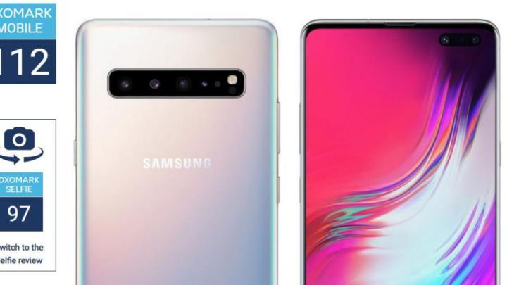 Galaxy S10 5G DXOMARK - Samsung Galaxy S10 5G iguala o Huawei P30 Pro no DxOMark