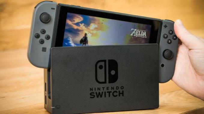 Nintendo Switch Pro Aparece Atualizacao De Firmware