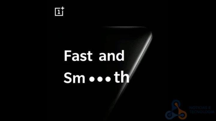 Oneplus 7 fast and smooth - OnePlus anuncia terça-feira a data do evento de lançamento do seu próximo smartphone