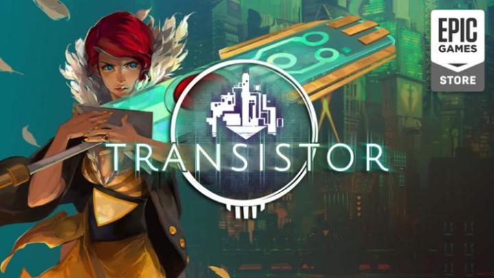 Transistor - Transistor está disponível gratuitamente na Epic Games Store