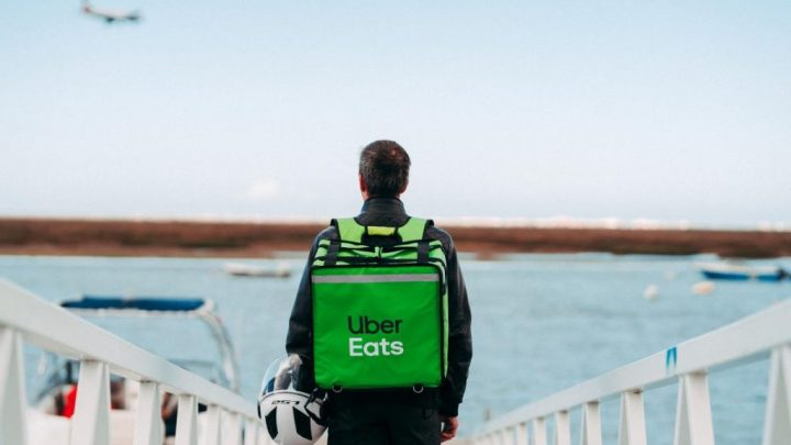 Uber Eats Algarve - Olá Algarve o Uber Eats chegou