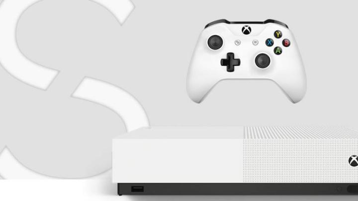 Xbox One S All Digital Edition - Xbox One S All Digital Edition é agora oficial