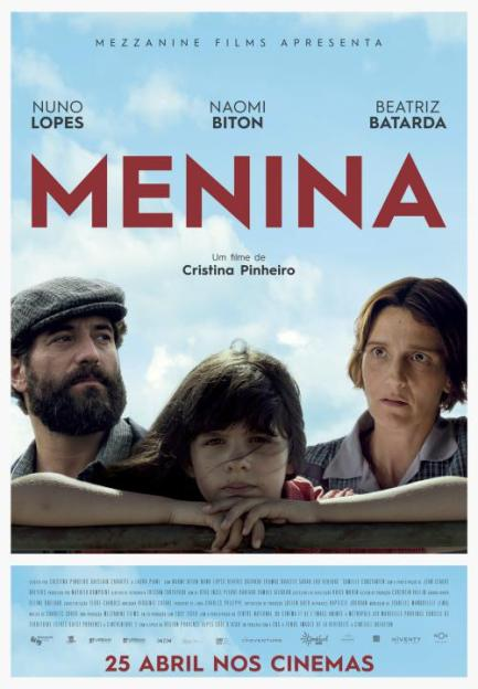 menina - Menina: O novo filme com Nuno Lopes e Beatriz Batarda estreia dia 25