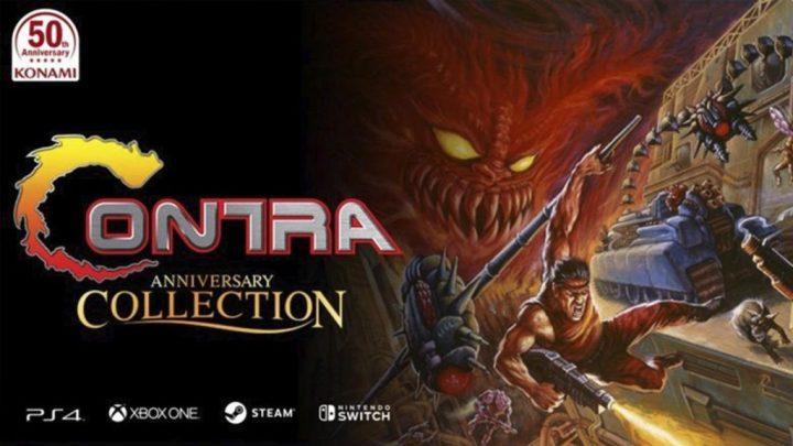 Contra Anniversary Collection - Konami anuncia o Contra Anniversary Collection