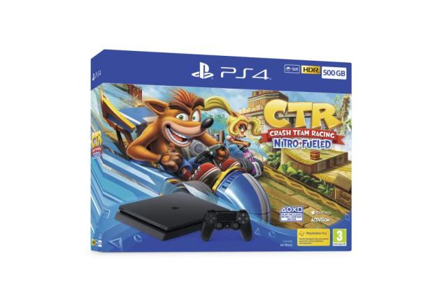 PlayStation Crash Team Racing 2 - PlayStation apresentou dois bundles com Crash Team Racing Nitro-Fueled