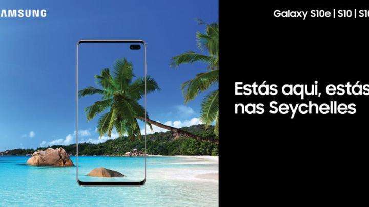 Samsung Seychelles - Samsung Portugal vai oferecer uma viagem às Seychelles