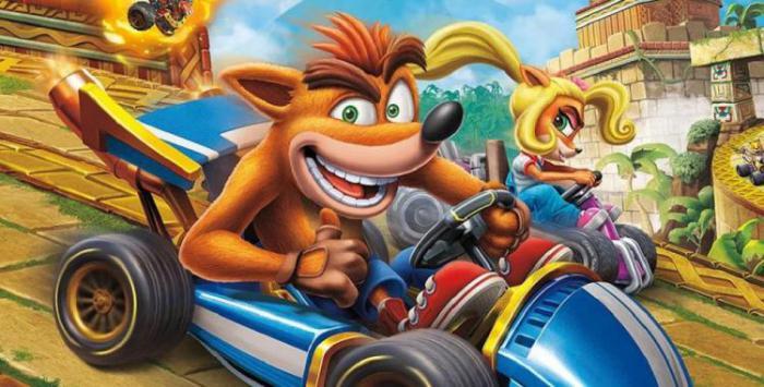Análise Crash Team Racing Nitro Fueled 3 - Análise Crash Team Racing Nitro-Fueled (versão PlayStation 4)
