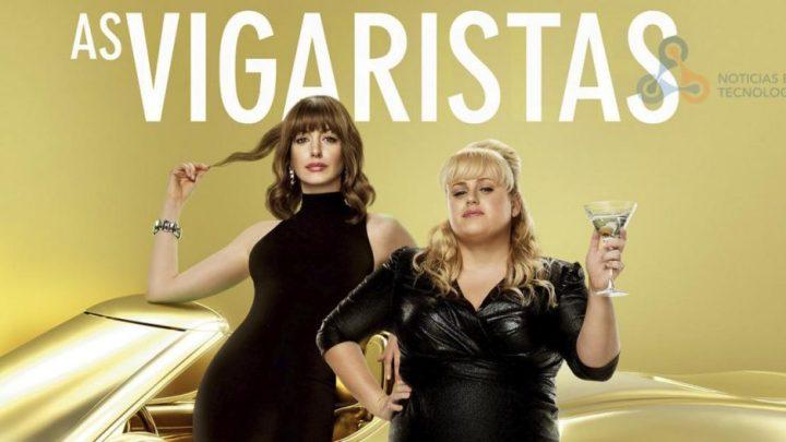 As Vigaristas 2 - As Vigaristas: Uma comédia que junta Anne Hathaway e Rebel Wilson