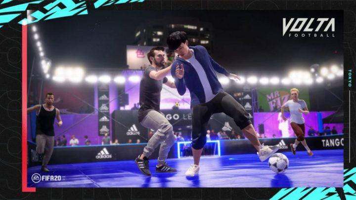 FIFA 20 - EA revela que o futebol de rua está de volta ao FIFA 20, e revela muito mais
