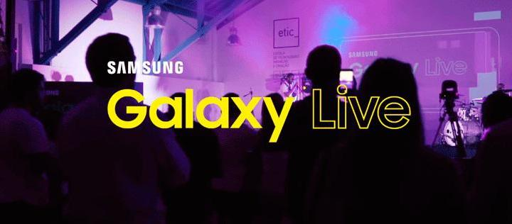 Galaxy Live - Samsung apresenta 2ª Edição do festival Galaxy Live