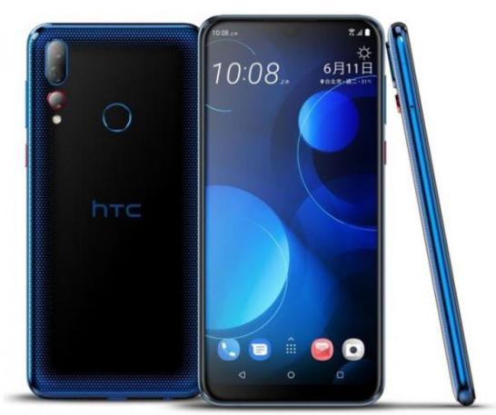 HTC Desire 19 - U19e e Desire 19+ são os novos smartphones da HTC