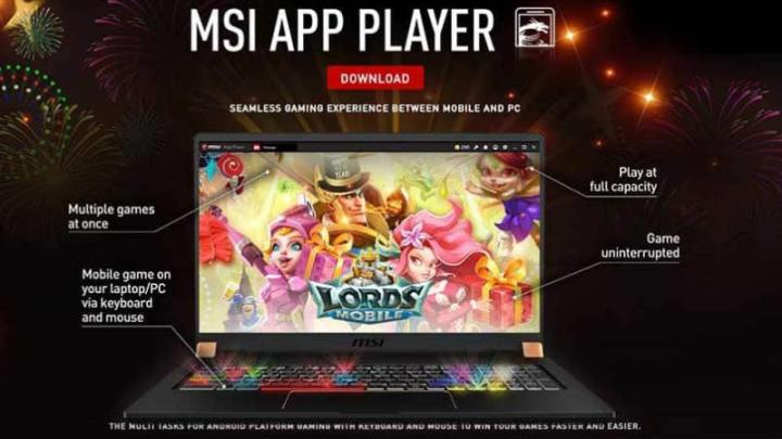 MSI App Player - MSI App Player já permite executar jogos Android a 240fps
