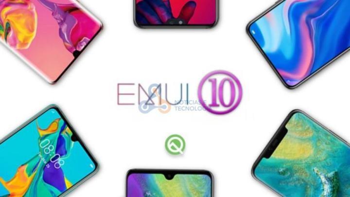 EMUI 10 - Android 10 começa a chegar ao Huawei P30 e P30 Pro