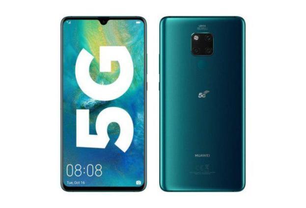 Huawei Mate20 X 5G - Huawei Mate20 X 5G será lançado ainda este mês