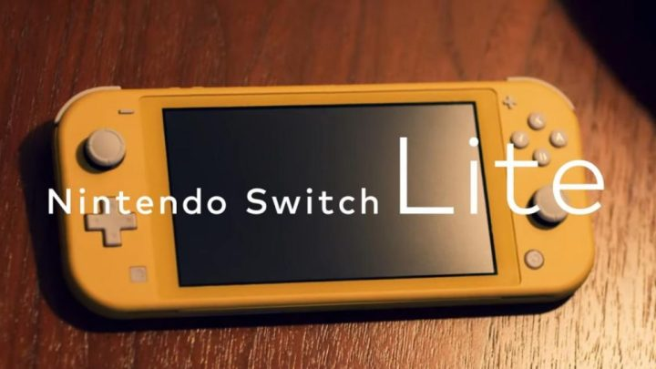Nintendo Switch Lite 2 - Nintendo Switch Lite é agora oficial