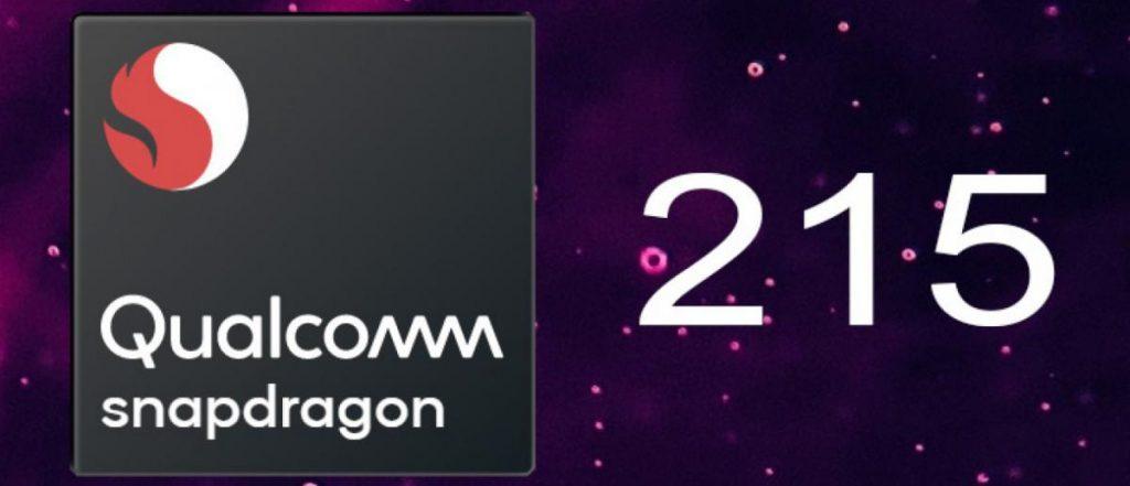 Snapdragon 215 - Qualcomm anuncia o Snapdragon 215, um chip para smartphone de baixo custo