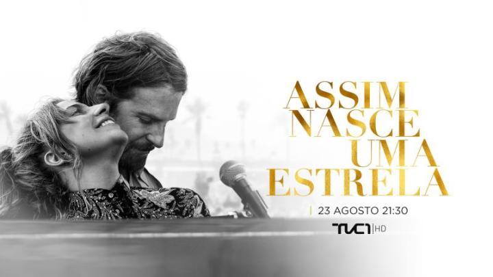 Assim Nasce Uma Estrela - Assim Nasce Uma Estrela estreia hoje na TV em Portugal