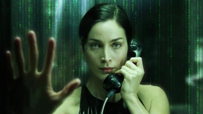 Matrix 4 filmagens