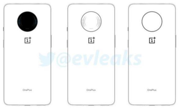 OnePlus  - Misterioso telefone OnePlus aparece com lombada circular para a câmara traseira