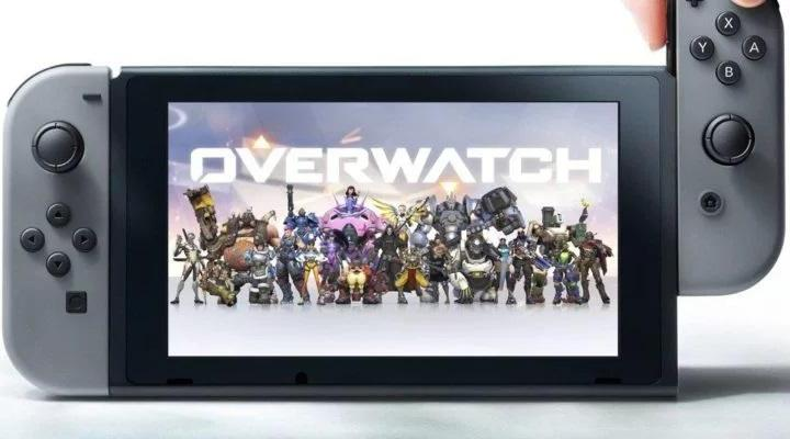 Overwatch Nintendo Switch - Overwatch pode estar a chegar à Nintendo Switch