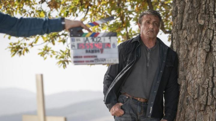 Rambo A Última Batalha 2 - Sylvester Stallone prepara-se para um ciclo com o Rambo: A Última Batalha