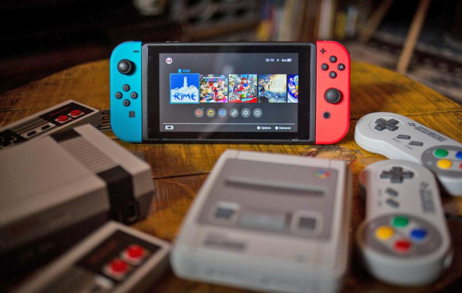 SNES Nintendo Switch Online - Jogos da SNES deverão em breve ser disponibilizados no Nintendo Switch Online