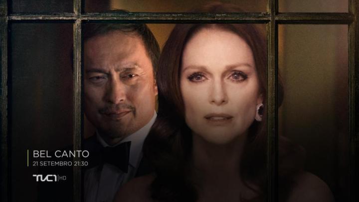 BEL CANTO - Bel Canto estreia hoje na televisão Portuguesa