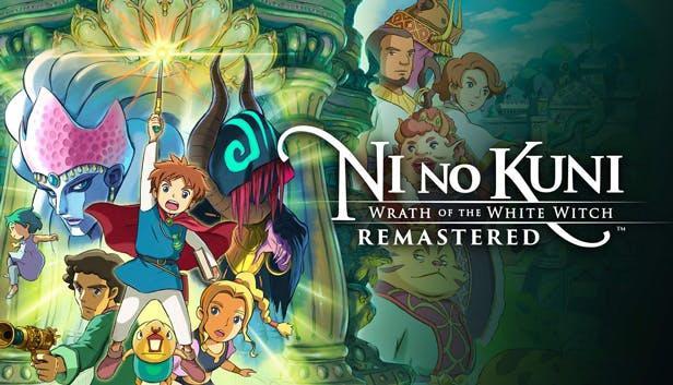 Ni no Kuni Wrath of the White Witch Remastered - Ni no Kuni: Wrath of the White Witch Remastered entre as novidades da Playstation Store desta semana