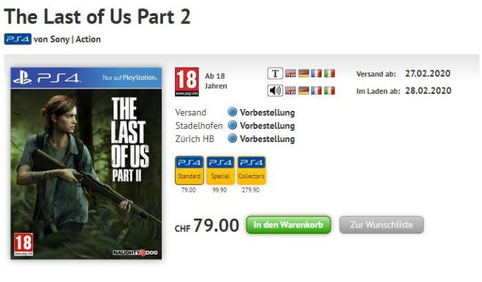 The Last of Us Part II 1 - Descuido pode ter revelado a data de lançamento do The Last of Us Part II