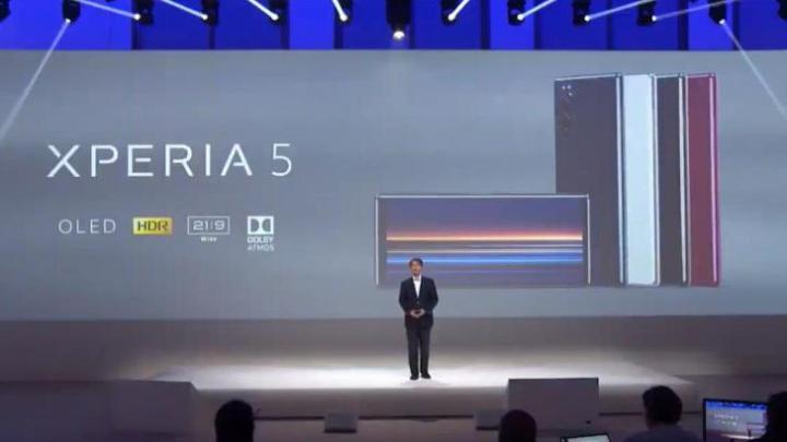 Xperia 5 - Sony disponibiliza o Android 10 para os Xperia 1 e Xperia 5