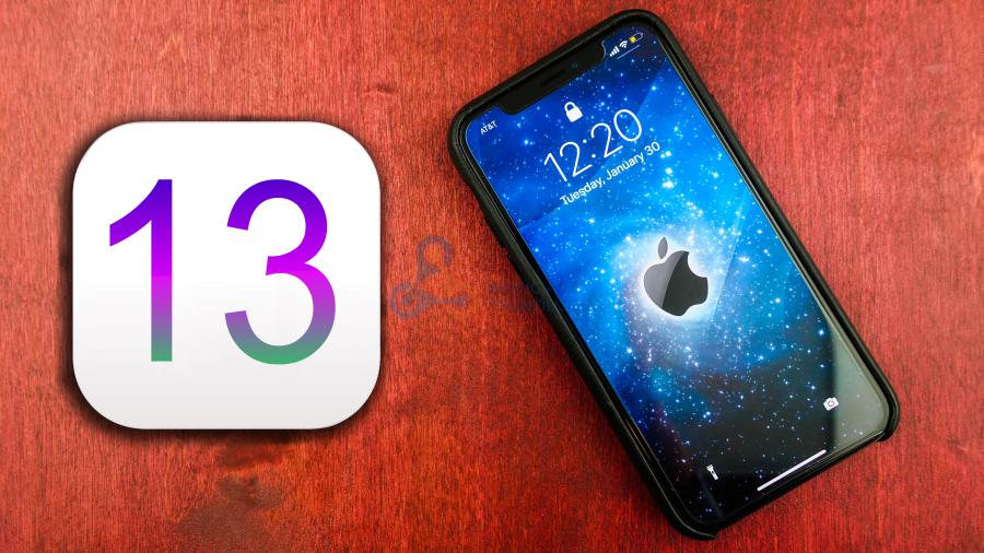 iOS 13.2.3 iphone