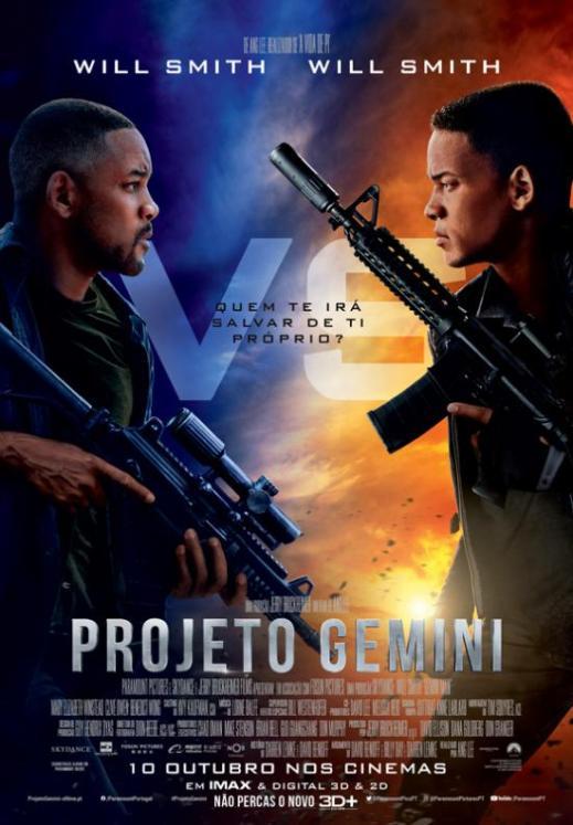 Projeto Gemini estreia
