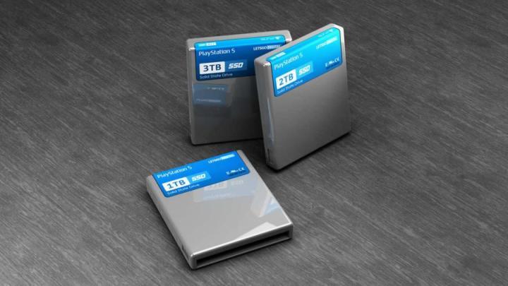 Cartuchos SSD