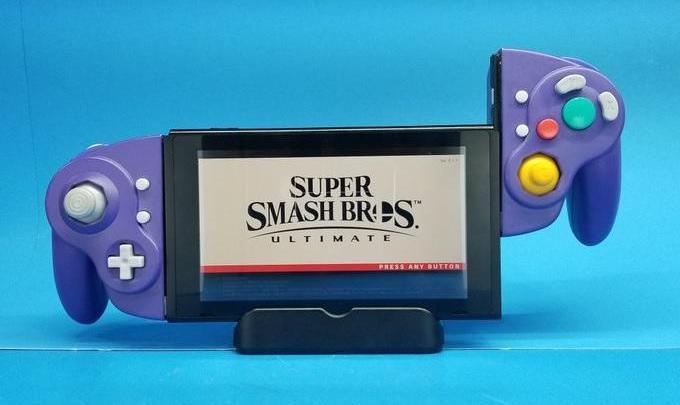 Joy-Con GameCube