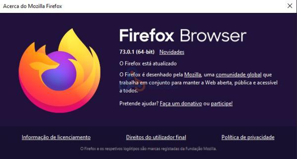 Firefox 73.0.1