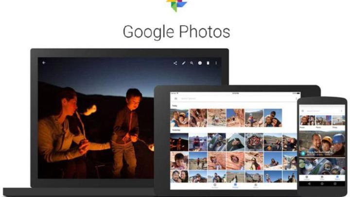 Google Fotos fuga