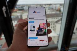 Galaxy S20 Ultra ecrã reparar