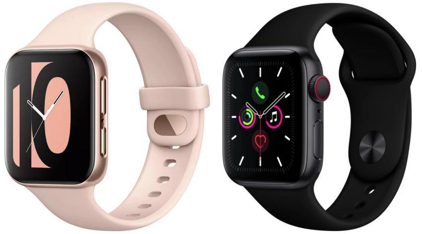 Oppo Watch é oficial e com muitas parecenças com o Apple Watch