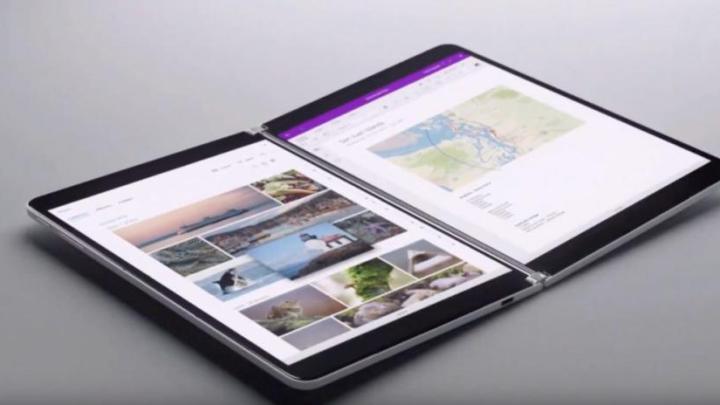 Windows 10X Surface Neo lançamento