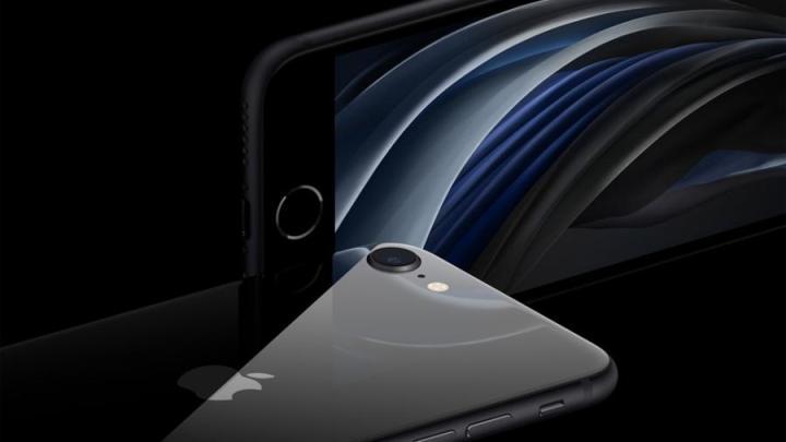iPhone SE 2020 bateria