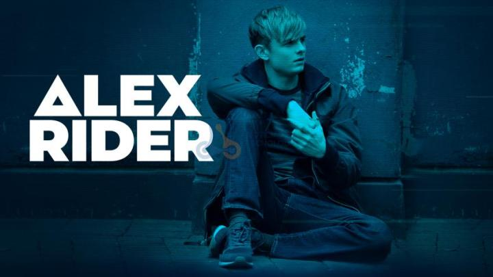 Alex Rider POP UP