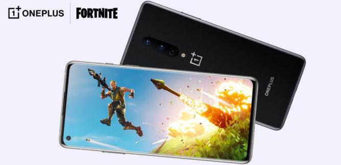Fortnite Oneplus LG