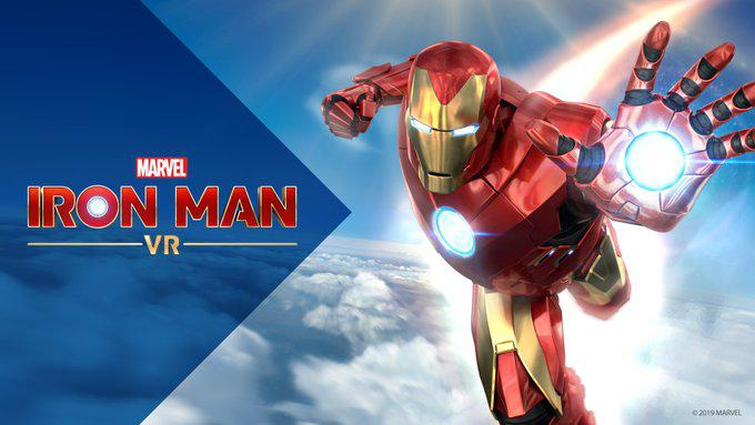 Iron Man VR Vivendo como o Tony