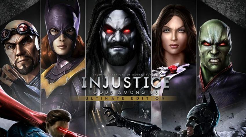 Injustice Gods Among Us Esta Disponivel Gratuitamente Para Pc Xbox One E Playstation 4