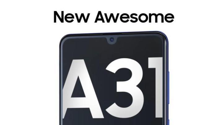 Samung Galaxy A31