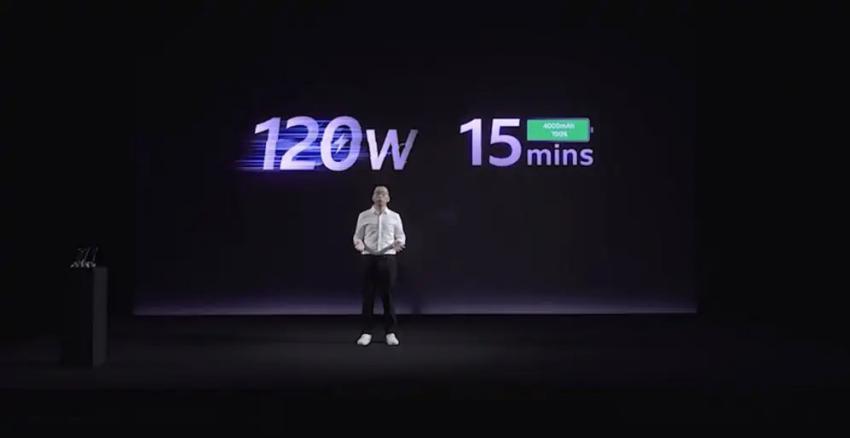 IQOO 120W